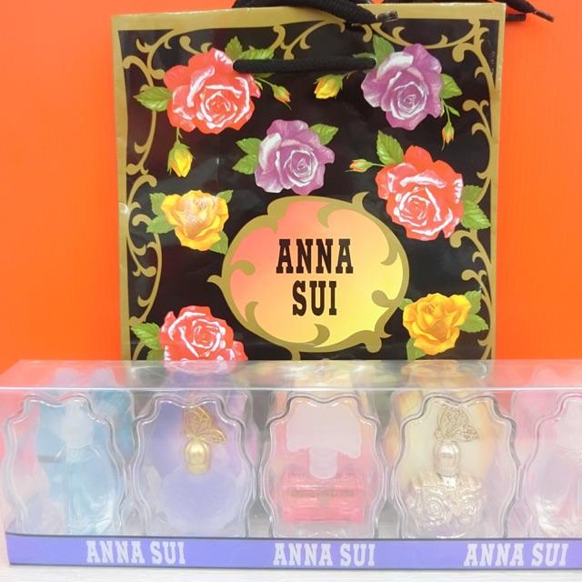 安娜蘇典藏璀璨迷你小香