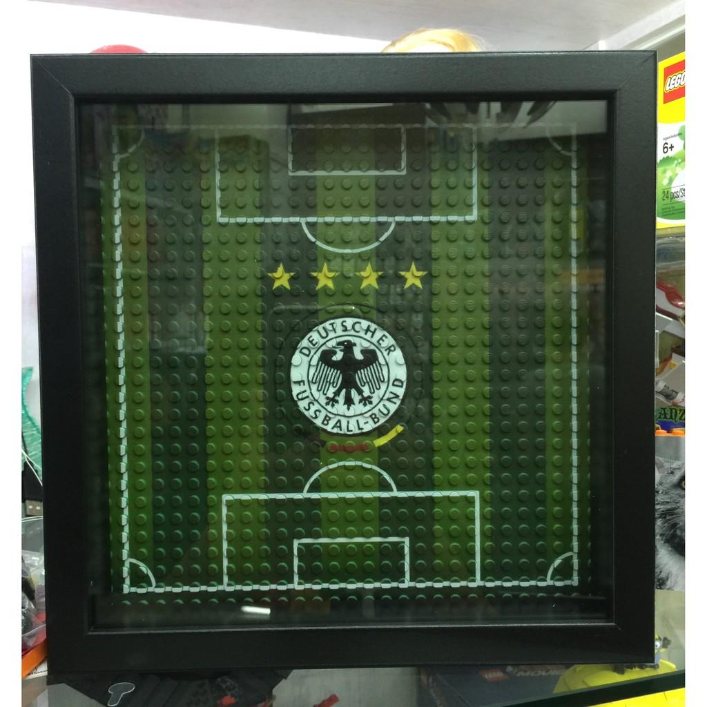 #朵依小舖#足球人偶框整組也可單賣底板底板符合IKEA小的那個相框