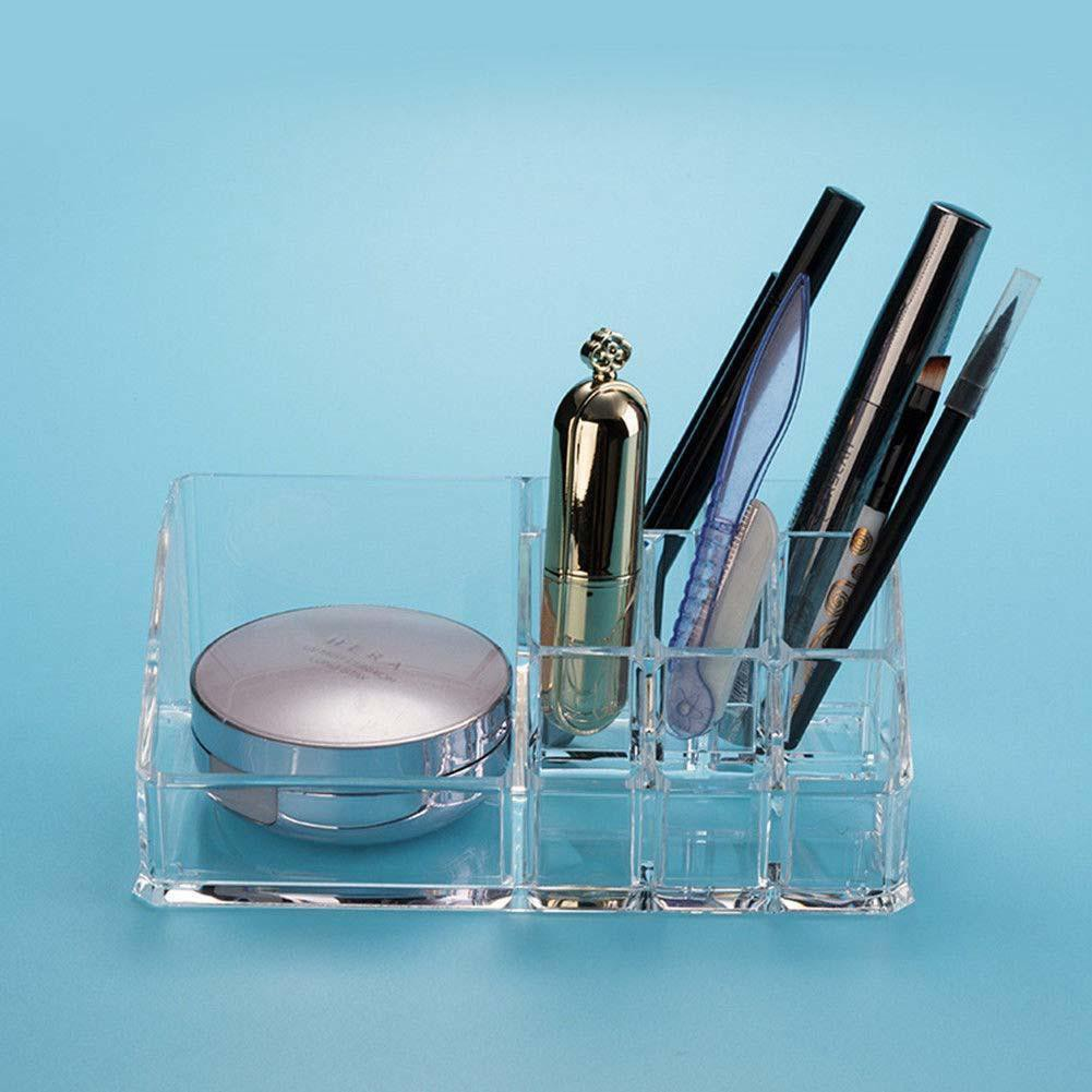 透明亞克力化妝品抽屜收納盒彩妝化妝盒化妝收納透明收納架化妝櫃彩妝盒收納櫃