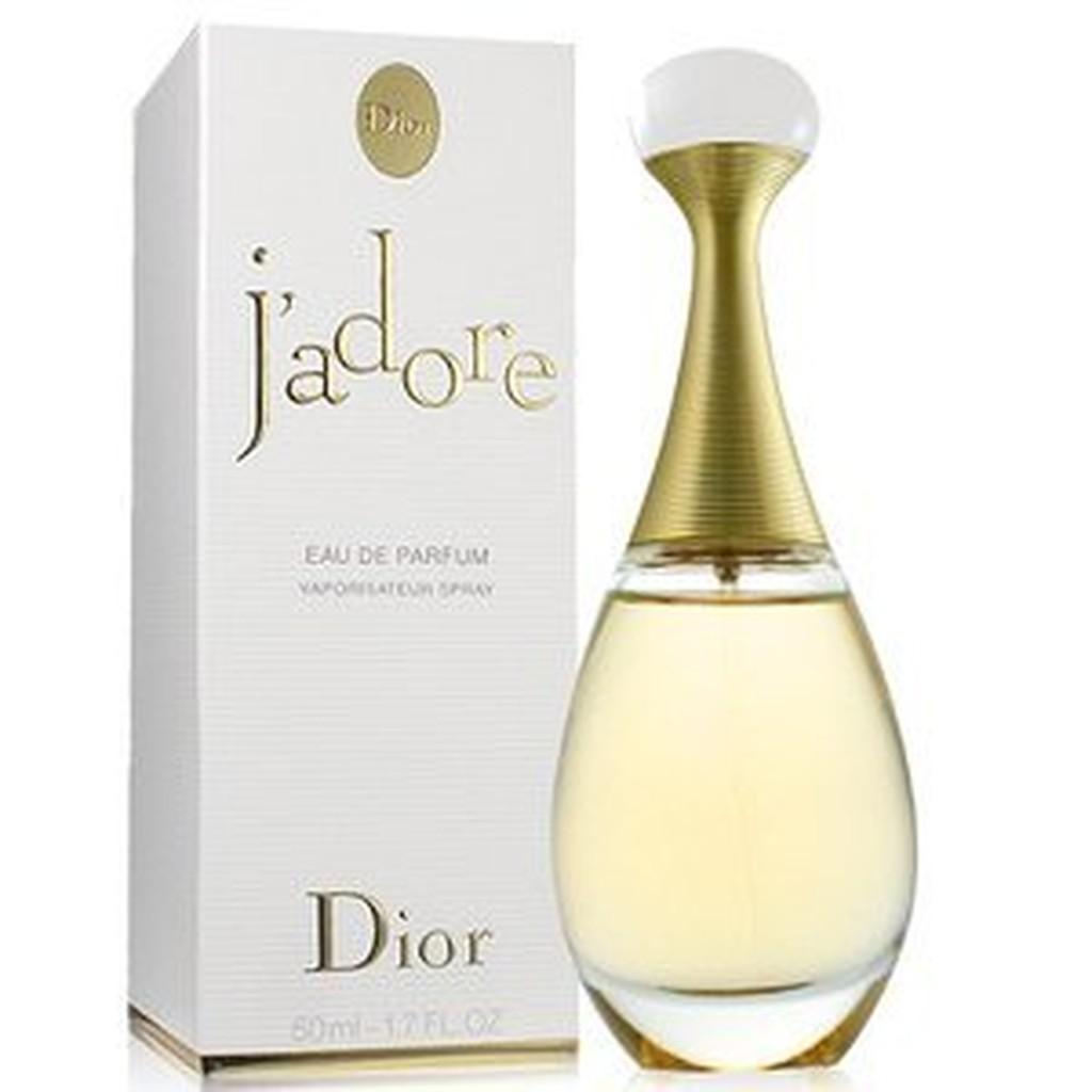 ~香香魅力~Dior 迪奧J Adore 真我宣言女性香水50ml 附dior 禮袋