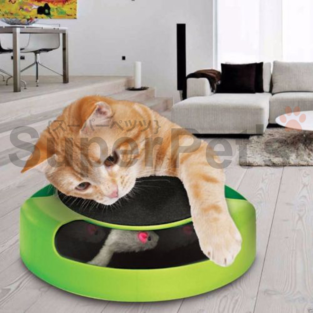 寵物玩具、貓玩具、瘋狂遊樂盤、貓抓老鼠、貓轉盤鼠、貓咪遊戲鼠、益智遊樂軌道鼠、貓咪無影鼠轉