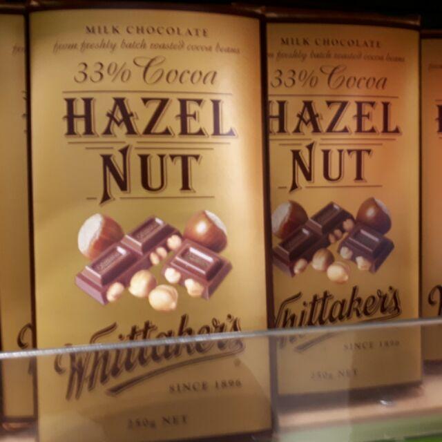 Carling s 紐西蘭 Whittaker s 巧克力Blocks 口味