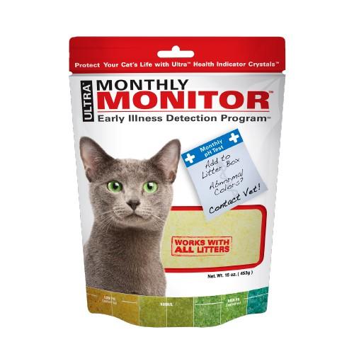 可 Ultra pet 型貓寓所貓砂尿液pH 值健檢沙每月檢查貓咪泌尿健康