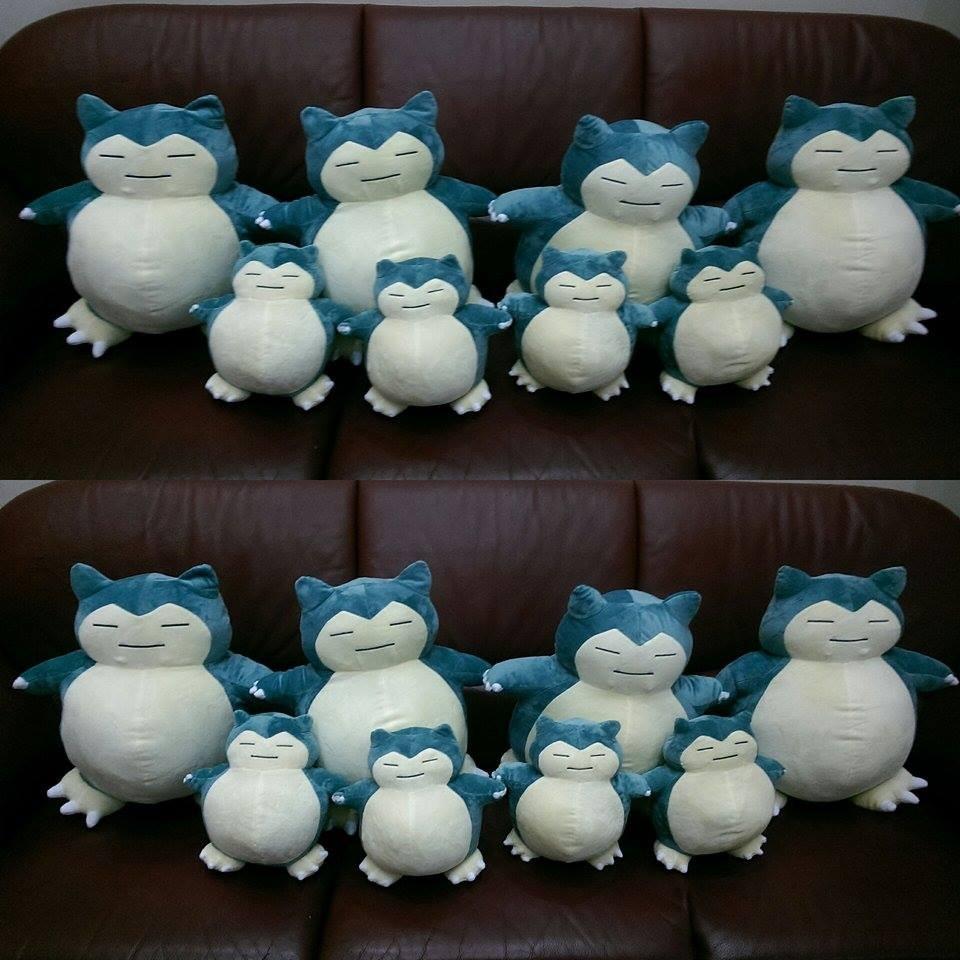 ❤ ❤大卡比獸娃娃30 50cm 療癒玩偶絨毛公仔抱枕寶可夢Pokemon go 神奇寶貝