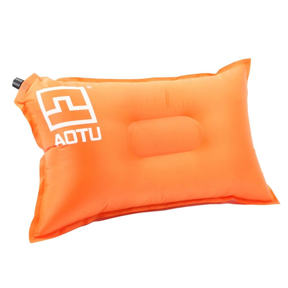 便攜超輕自動充氣枕頭