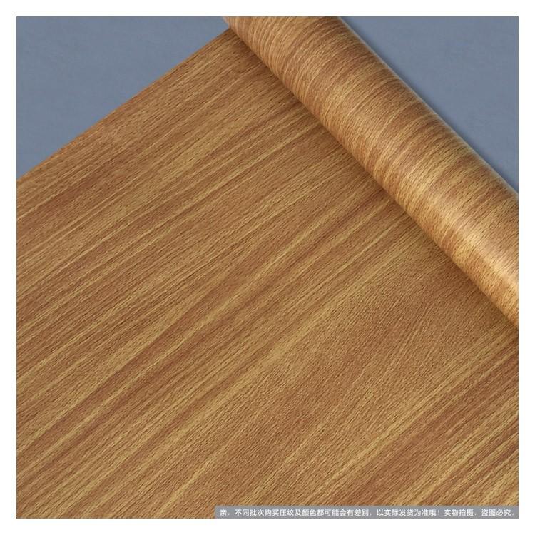 ~599 ~一等獎防水自黏壁紙~W1802 木紋~長10 公尺牆紙壁貼附刮板松木白蠟木杉木