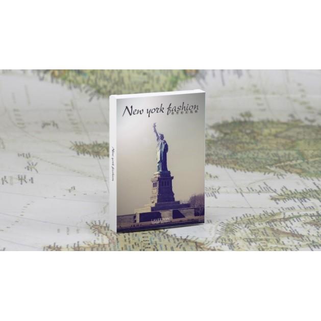 記一場說走就走的旅行~紐約站~明信片30 張入
