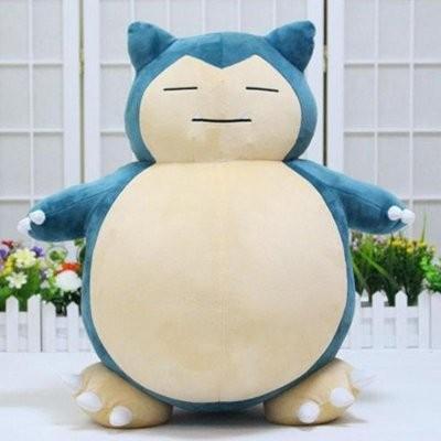 卡比獸抱枕百變怪公仔娃娃精靈寶可夢Pokemon GO 神奇寶貝可愛超柔絨毛娃娃公仔抱枕