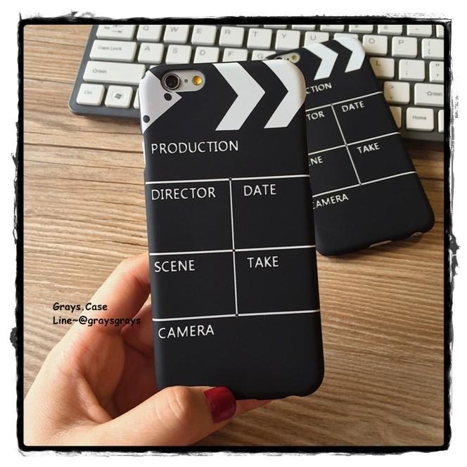 Grays Case 蘋果apple iphone 5 5S SE 手機殼磨砂殼黑色打板卡