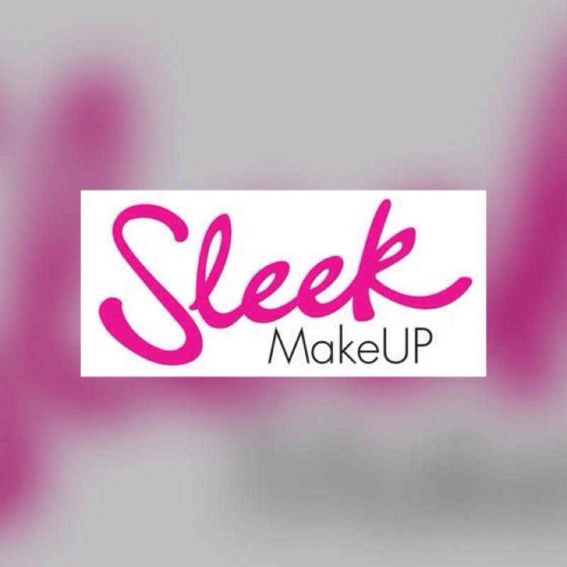 1 9 截1 月底到貨Sleek 彩妝品牌 英國品牌眼影腮紅唇膏遮瑕唇彩