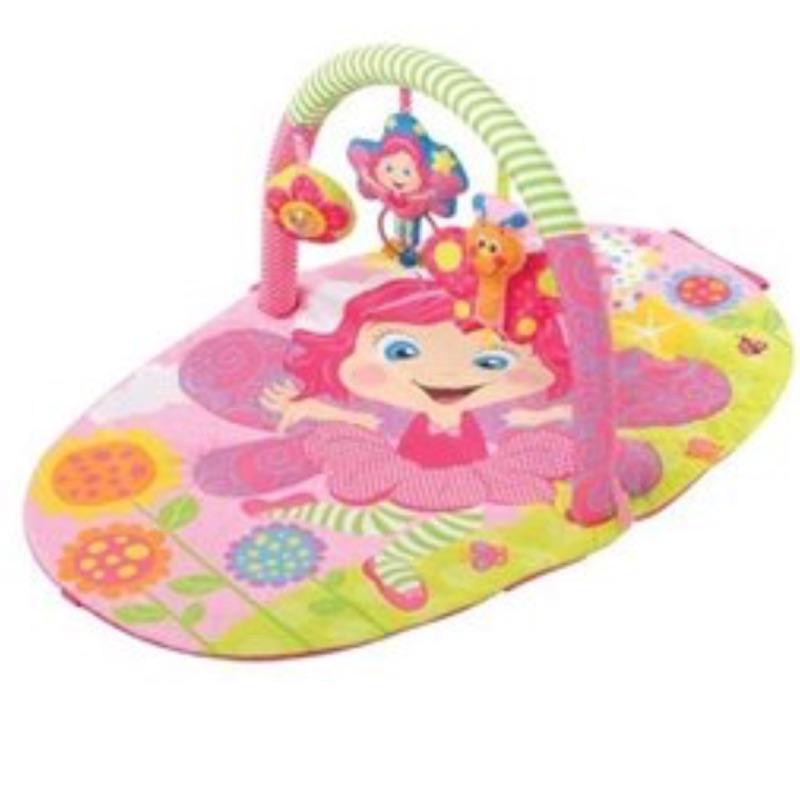 (9 成新)澳洲PLAYGRO 粉紅仙女遊樂園