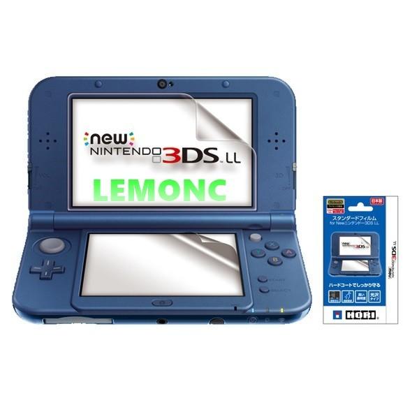 NEW 3DSLL 保護膜上下螢幕屏幕保護膜NEW 3DS LL 屏幕膜螢幕膜上下new
