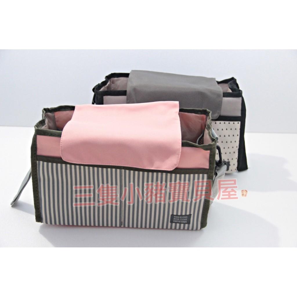 ~ ~尿布袋置物袋嬰兒床收納袋媽媽袋袋中袋推車收納推車掛袋尿布收納