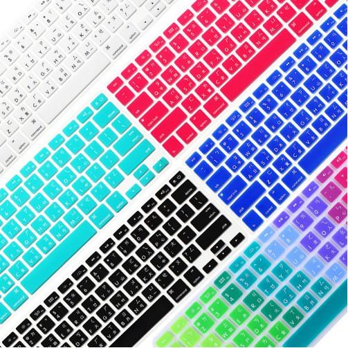 非凡領域MAC 蘋果macbook 電腦air11 6 臺灣繁體鍵盤膜pro13 貼膜註音