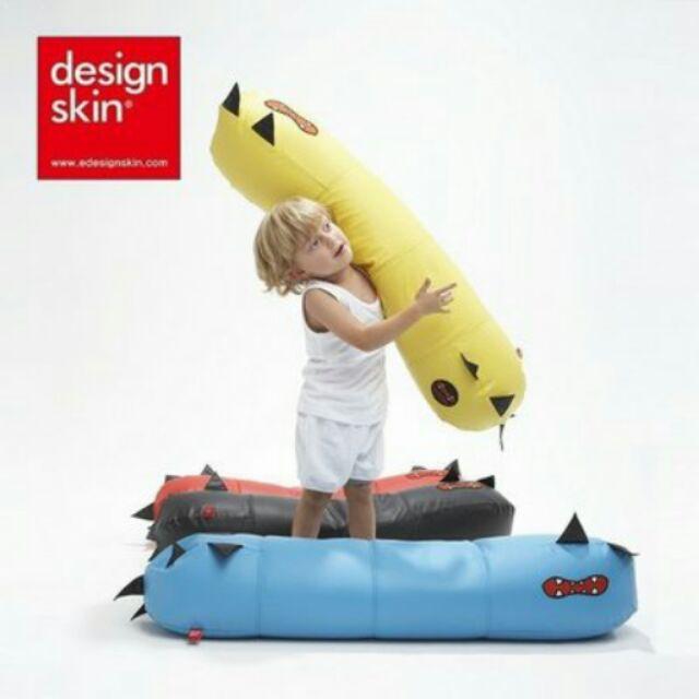 韓國品牌~design skin ~無毒 爬行枕~多 爬行枕~兒童爬行墊~兒童遊戲地墊