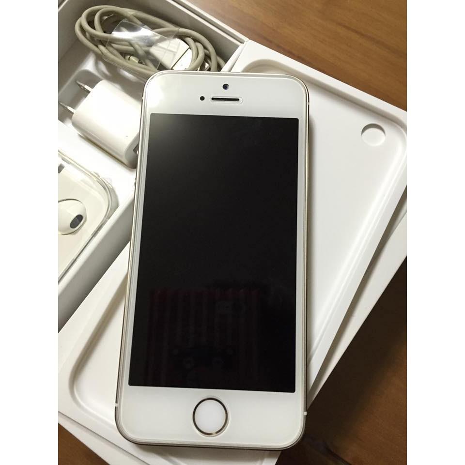 IPhone 5S 金色32g