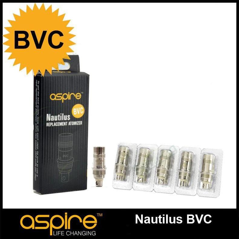 【VZ 】 正品Aspire 鸚鵡螺鸚鵡螺mini BVC 霧化芯1 6 1 8 歐姆5