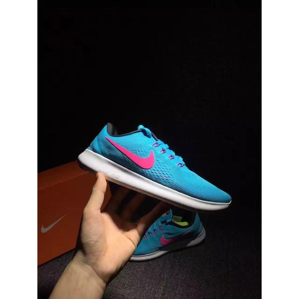 Nike 耐吉女子跑步鞋WMNS NIKE FREE RN 女生慢跑鞋