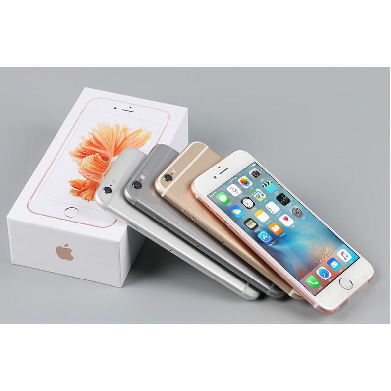 ~全配~超讃 iphone6s 智慧型手機IOS9 0 界面1200 萬像素指紋解鎖 一年