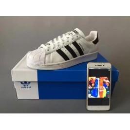 Adidas Originals superstar 金標銀標休閒鞋超輕量慢跑鞋休閒鞋情侶