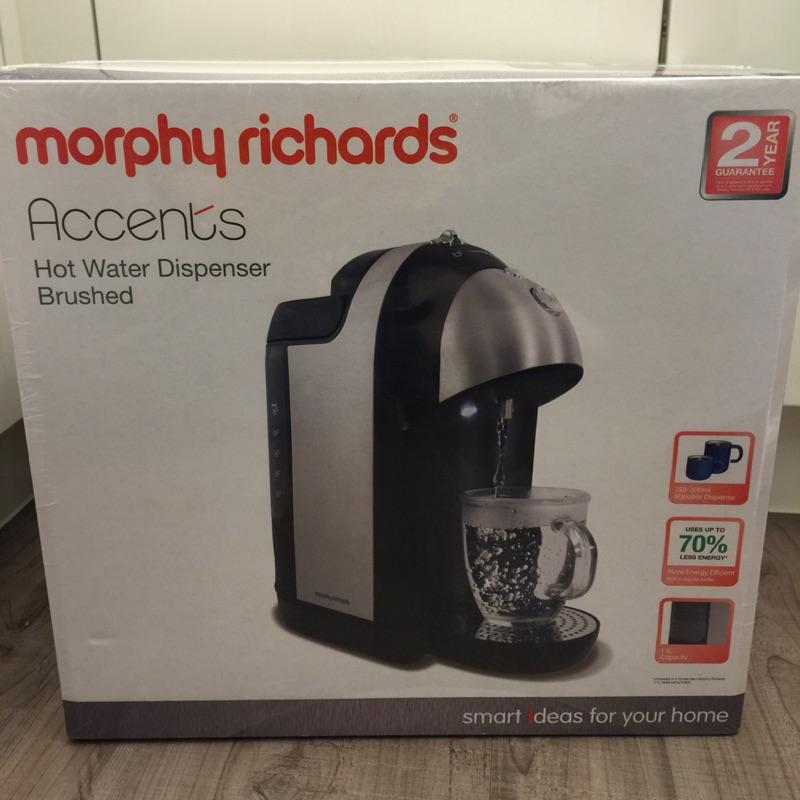 morphy richards 即熱電水壺