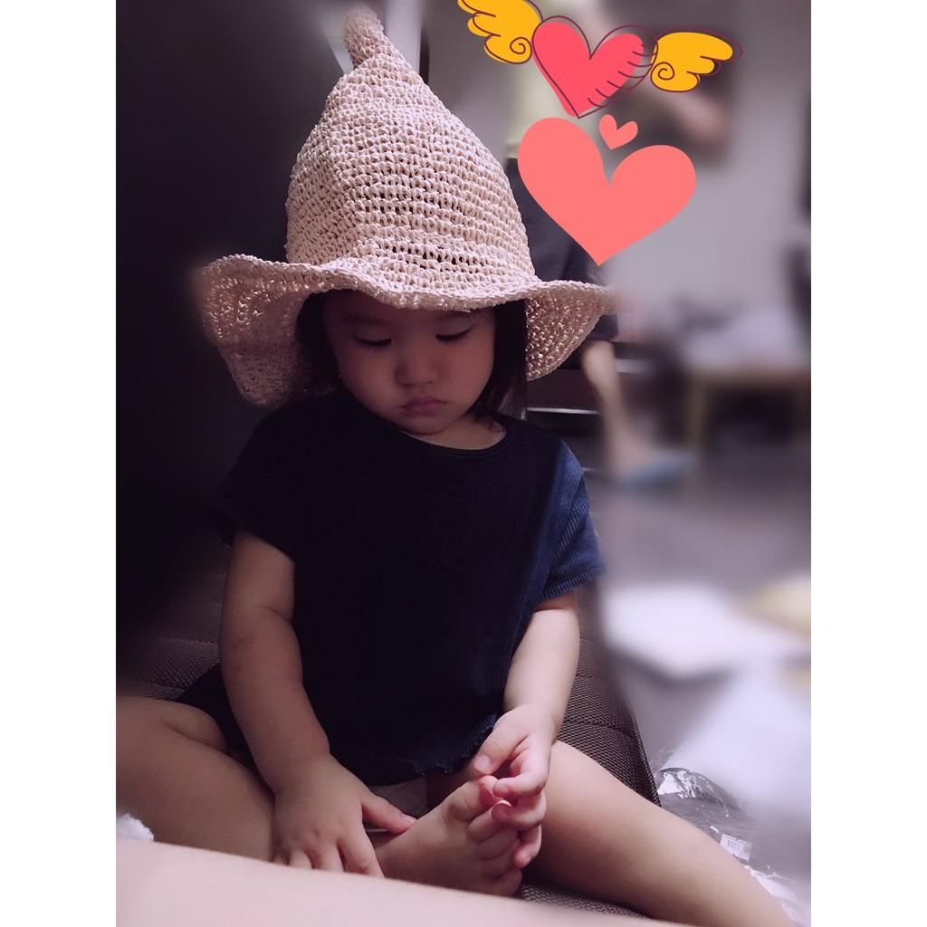 ~ ~ 款韓國編織女巫帽