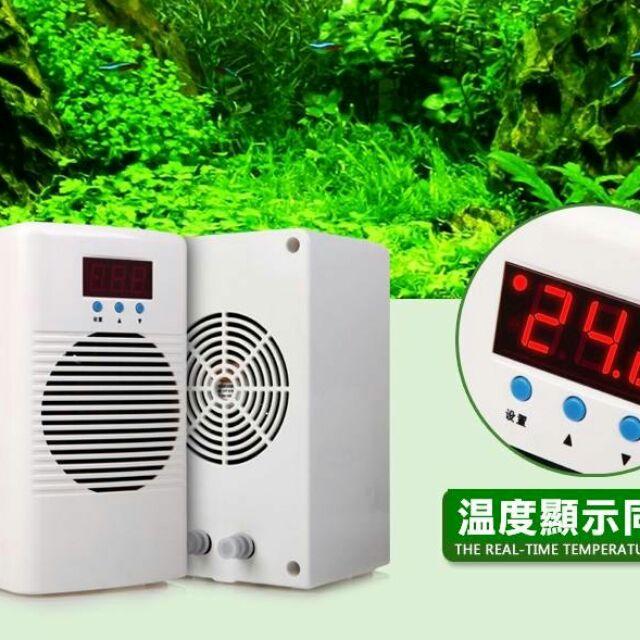 正品~奧凌小型水族箱水冷機~水缸電子水冷機水族箱冷水機制冷機20L 30L