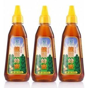 宏基蜂蜜龍眼蜂蜜單瓶500g 小瓶蜜,