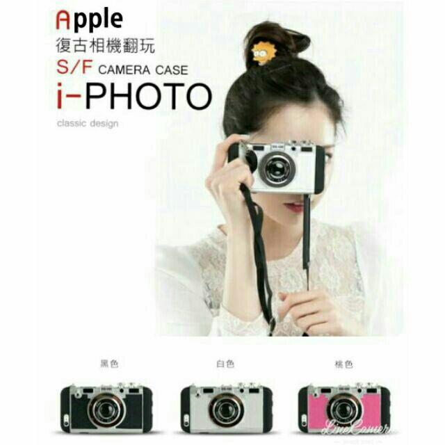 ~2 個399 ~iphone6 相機手機殼韓國Amigo 立體萊卡相機手機殼蘋果iPho
