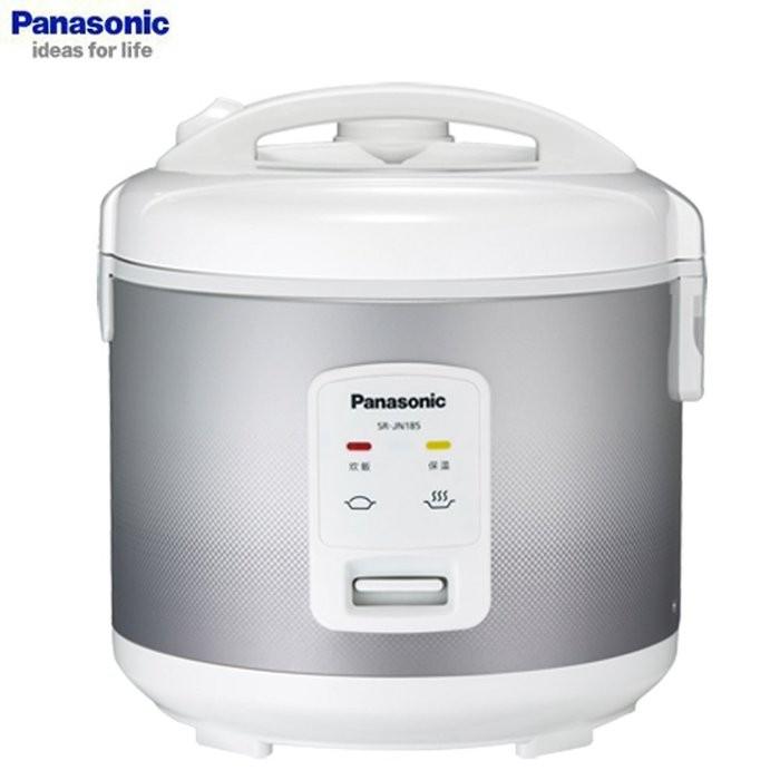 Panasonic 國際牌10 人份機械式電子鍋SR JN185