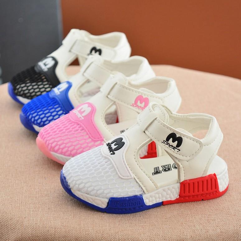 ♚22 26 碼♚春夏款兒童涼鞋兒童 鞋兒童步鞋網面鞋兒童網鞋