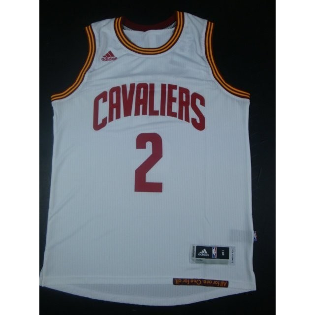 16 賽季NEW SW Cleveland Cavaliers 騎士隊2 號Kyrie I