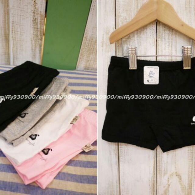 ~白色拉拉 ~女生款S 、M 、L 號韓〜素面四角褲可當安全褲黑灰白粉色
