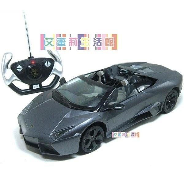 ~艾蜜莉 館~1 14 Lamborghini Reventon Roadster 藍寶堅
