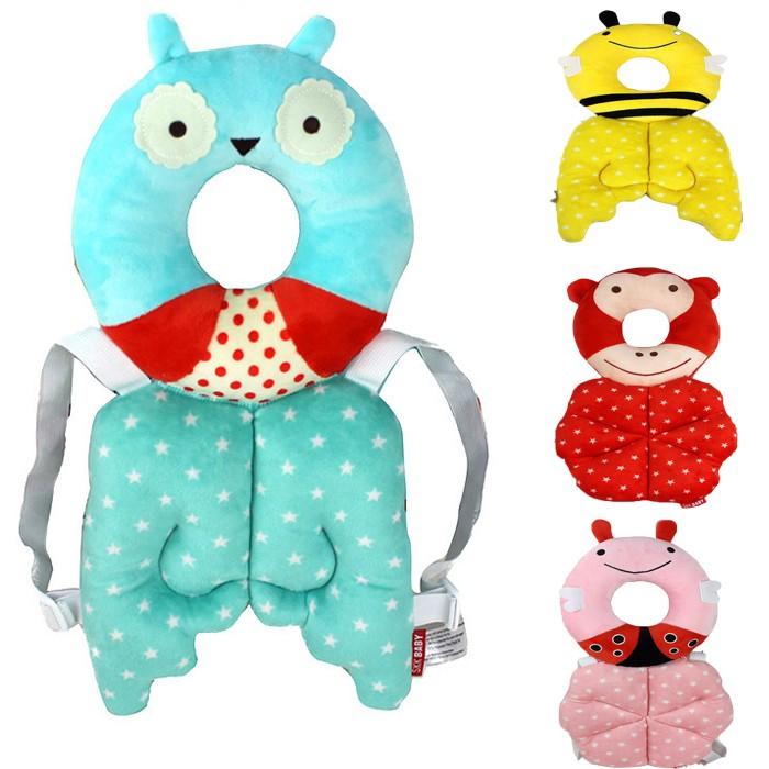 ~熊爸爸~嬰兒用品天使翅膀學齡幼童學步 寶寶頭部防撞保護墊護頭枕四款~BS X003 ~