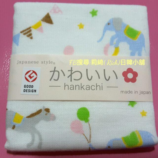 紗布小方巾 紗布手帕曾榮獲 Good Design Award 大賞的暢銷 毛巾