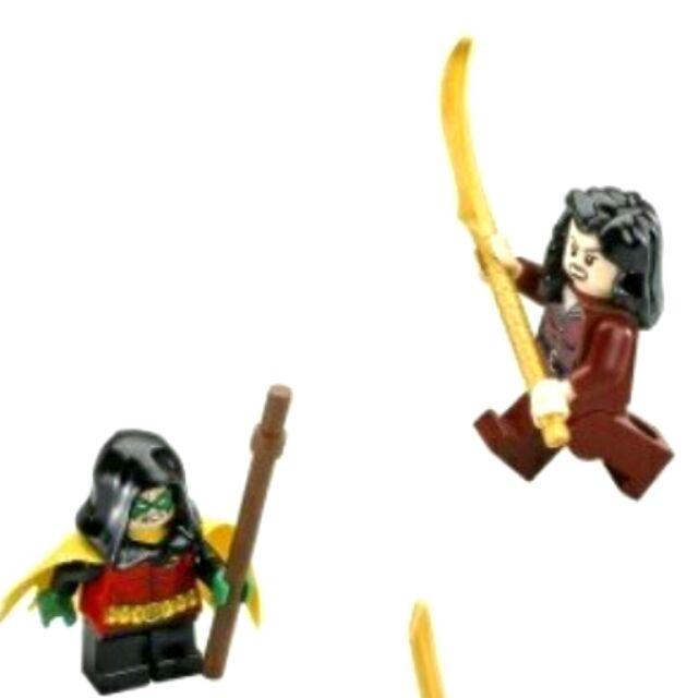 LEGO 樂高 泰莉亞小羅賓附武器76056 蝙蝠俠Rescue from Ra sal