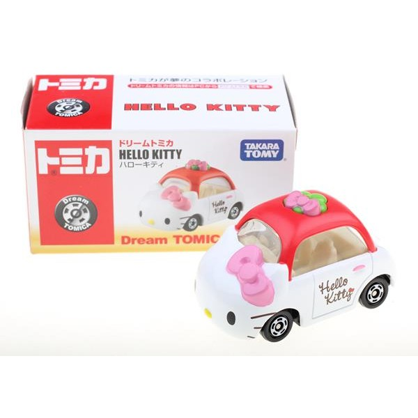 TOMICA 小車Hello Kitty 款 195 元 140 元