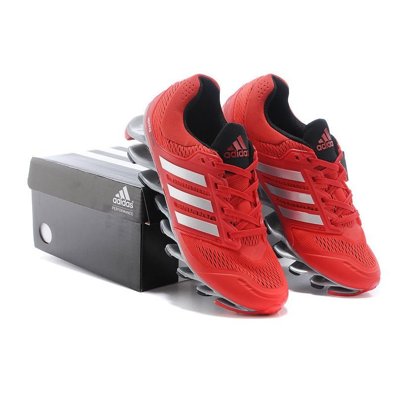 愛迪達adidas Springblade Drive 男女鞋刀鋒戰士跑步鞋慢跑鞋坦克鏈彈