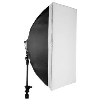 開欣買金貝S 60 80 柔光箱SUN 400 太陽燈頭四聯燈頭攝影棚柔光罩代理商 貨