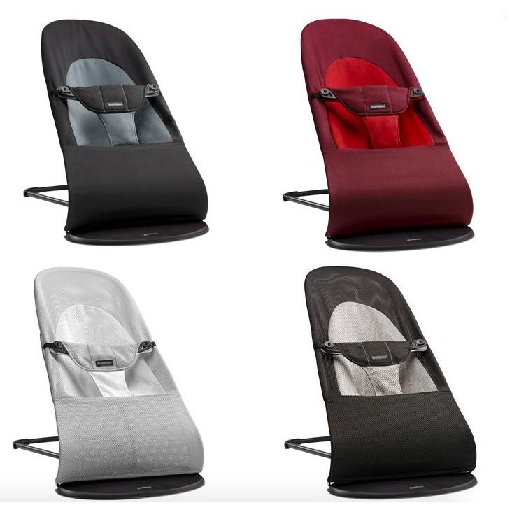 嬰兒搖搖椅躺椅安撫椅搖籃椅新生兒寶寶平衡搖椅哄睡神器可睡可躺