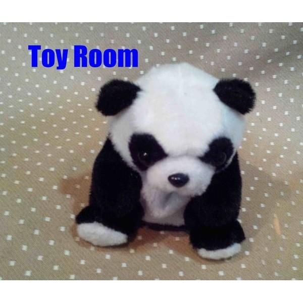 可愛倉鼠的好朋友的超可愛又特別的模仿熊貓圓圓自動錄聲音放聲音也可傳送歌聲給喜愛的人喔