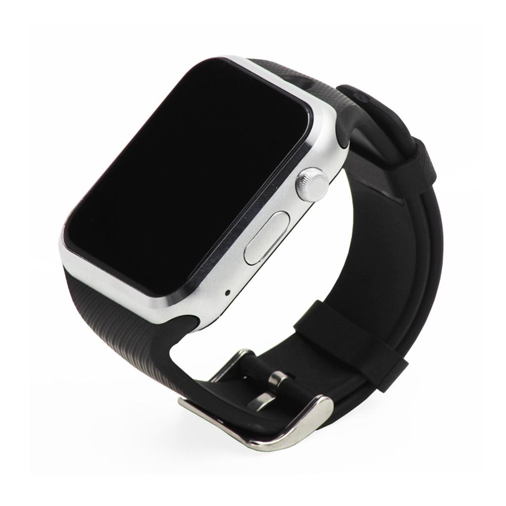 GD19 智能手錶黑色銀色