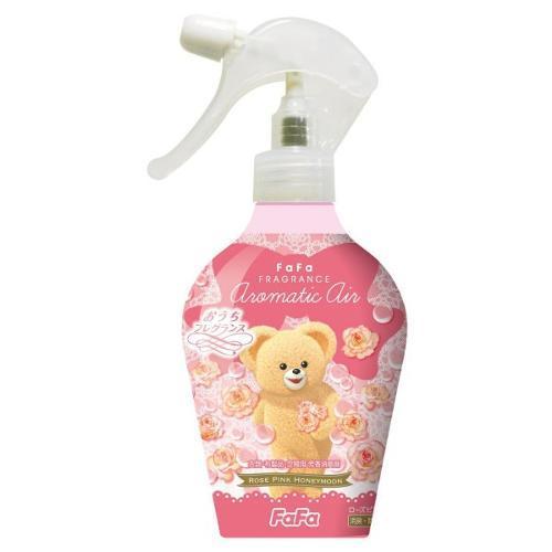 ¥ 激安 ¥~ FaFa 衣物空間~芳香噴劑玫瑰香氛370ml