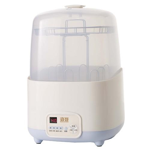 ~momo  ~奇哥奇哥 微電腦奶瓶蒸氣消毒烘乾鍋環保餐具產地