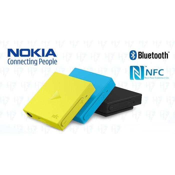 Nokia 諾基亞BH 121 無線雙藍牙立體聲耳機NFC A2DP 聽音樂通話6 小時待
