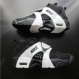 ~派對名鞋~正品NIKE AIR VEER GS 耐吉黑白黑粉權志龍籃球鞋男女鞋59921