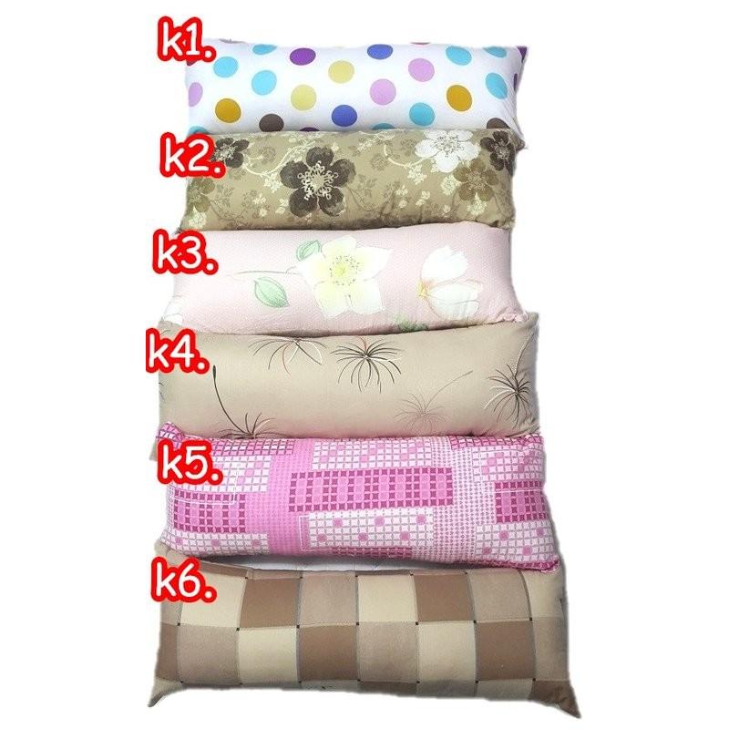 ~浪漫小屋~100 純棉布料長抱枕枕心有拉鍊靠枕可墊腳或當枕頭長枕