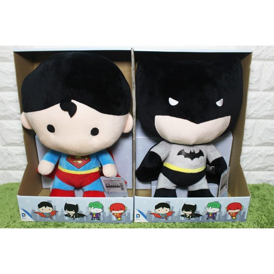 正義聯盟蝙蝠俠超人絨毛玩偶蝙蝠俠超人娃娃正義聯盟娃娃Costco 好事多娃娃復仇者聯盟美國