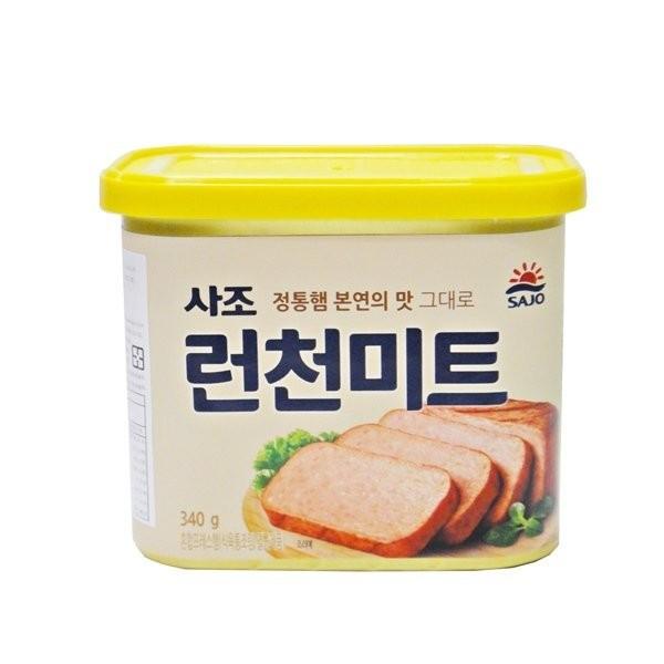 韓國 SAJO 午餐肉罐頭340g